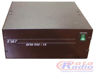 Импульсный блок питания 220/12V БПИ200-12