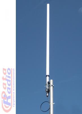 Базовая антенна для маломощных раций  и радиомодемов