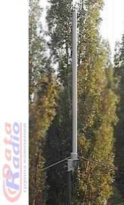 Антенна всенаправленная для радиостанций