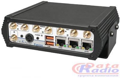Радиороутер Calamp Fusion LTE